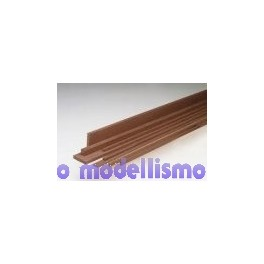 Amati listello in mogano 1 x 6 x 1000 mm cod. B2470.06