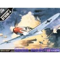 Academy 1/48 Messerschmitt Bf109K-4 cod 12228