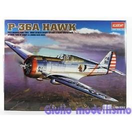 Academy 1/48 P-36A Hawk cod 2181