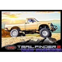 RC4WD Kit di montaggio Trail Finder 2 con scocca Toyota Hi-lux cod. Z-K0050