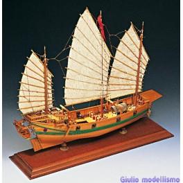 Amati Giunca pirata cinese 1:100 B1421