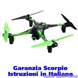 Nine Eagles quadricottero con telecamera Galaxy Visitor 6 PRO mode 2 cod. NEGALAXY6PROM2