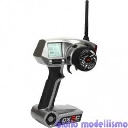 Radiocomando volantino Spektrum DX3C 2.4 ghz cod. SPM3300