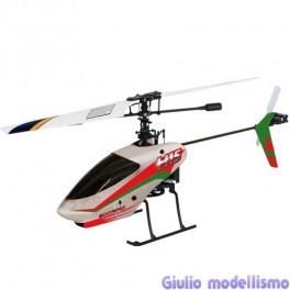Scorpio elicottero monorotore 4 canali H15 mode 2