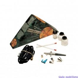 Badger kit aeropenna professionale crescendo cod. B2222/07