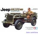 Tamiya US Jeep Willys MB 1/7 Ton 1/35 cod. 35219