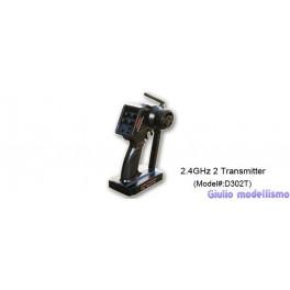 DHK Hobby radio 2.4 ghz con ricevente cod. D302T