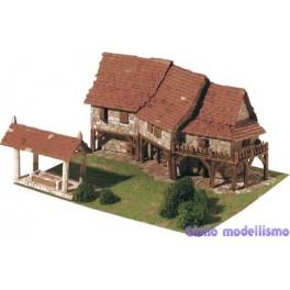 Aedes Ars casa rurale con portico art. 1412