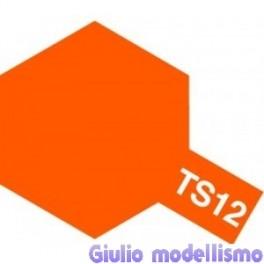 Tamiya spray arancione 100ml TS12