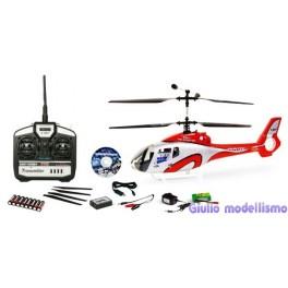 E-Sky elicottero birotore Hunter 4 canali 2.4 ghz