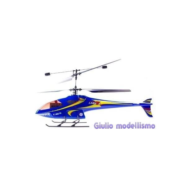 Elicottero Birotore : E sky elicottero birotore lama v canali ghz