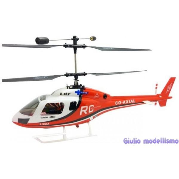 Elicottero Birotore : E sky elicottero birotore big lama canali ghz mode