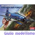 Academy 1/48 F8F-1/2bBearcat French Air Force cod 12201