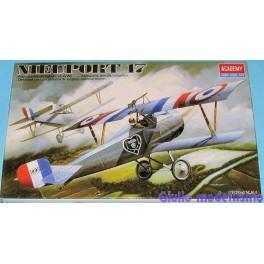 Academy 1/32 Nieuport 17  cod 2190