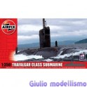 Airfix 1/350 Sottomorina Trafalgar class cod A03260