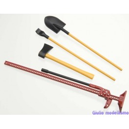 Proline set accessori nr. 2 6045-00