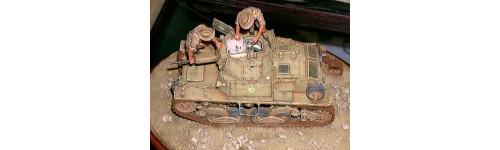 Scatole di montaggio carri armati