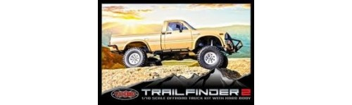 Ricambi RC4WD Trail Finder 2