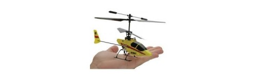Ricambi Elicotteri E-Flite