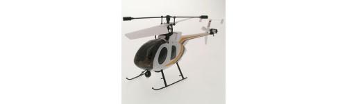 Elicotteri / Droni / Multirotore radiocomandati