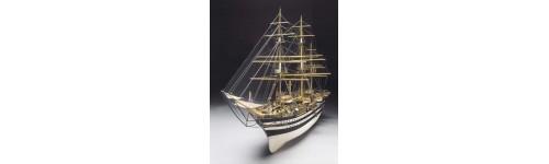 Scatole di montaggio modellismo navale